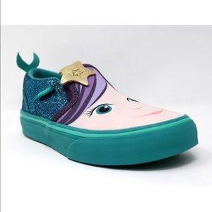 3ada072aa6 Vans Shoes - Vans Toddler Asher V Mermaid Shoes NIB